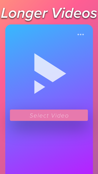 Long Video Cutter screenshot 1