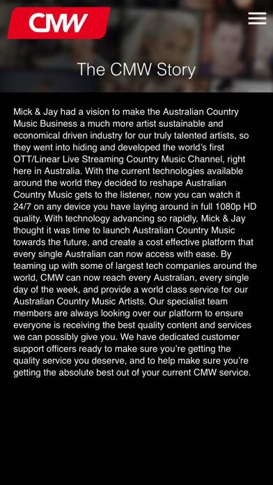 Screenshot #6 for Country Music World