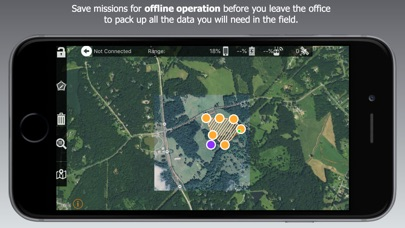 Screenshot for Map Pilot for DJI in Ecuador App Store