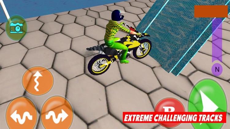 Bike Stunt Racing: Crazy Rider