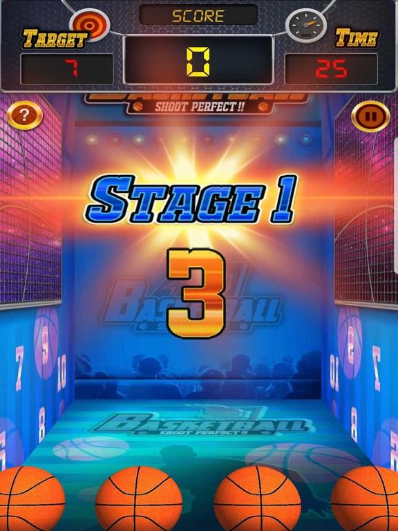 バスケットボールゲームのおすすめ画像1