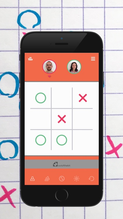 Tic Tac Toe screenshot-1