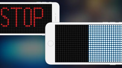 LED Police Lights 4 screenshot one