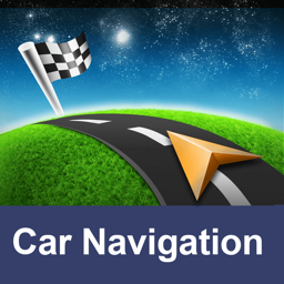 Ícone do app Car Navigation: Maps & Traffic