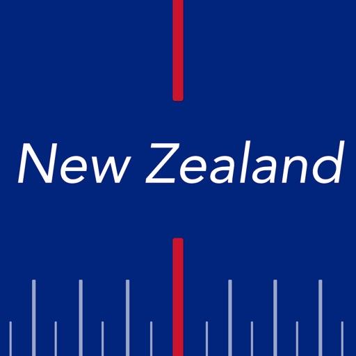 New Zealand Radio - AM/FM