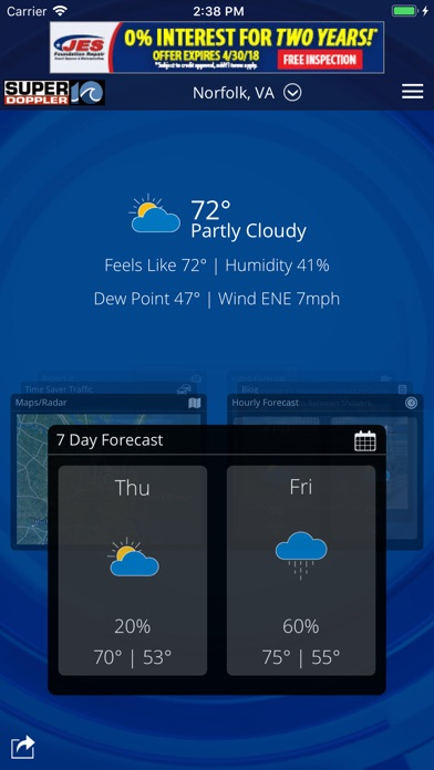 WAVY Weather for Windows
