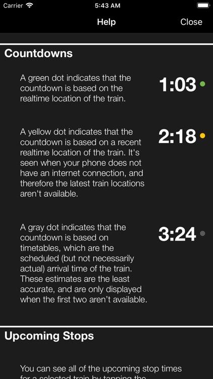 NextStop - NYC Subway screenshot-4