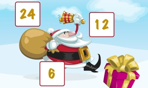 Advent Calendar Santa Claus