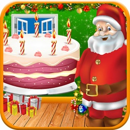 Christmas Sweet Cake Maker