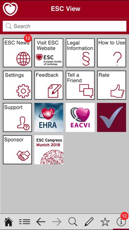 Esc Pocket Guidelines By Esc European Society Of Cardiology