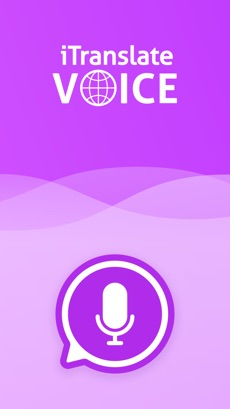 《翻译软件 - iTranslate Voice 4+ [iOS]》