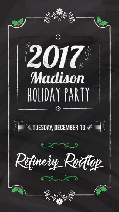 2017 Madison Holiday Party screenshot 1