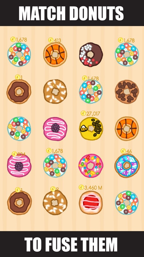 Idle Donut Tycoon