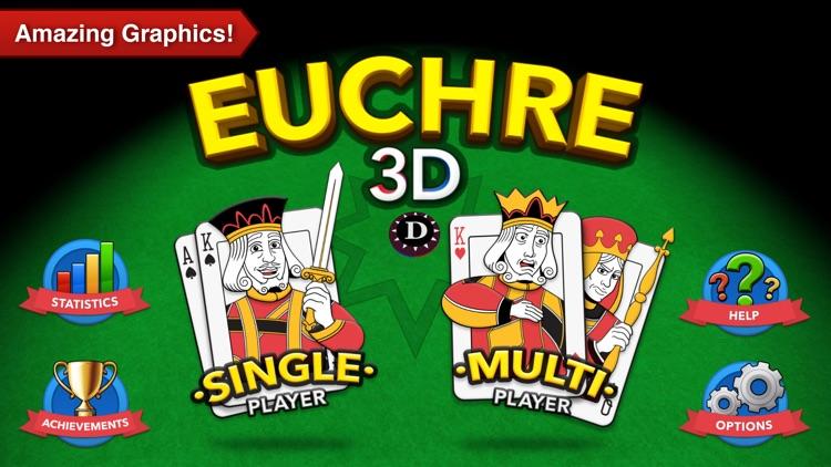 Euchre 3D