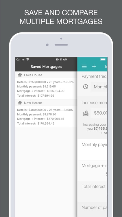 Mortgage Calculator + screenshot-2