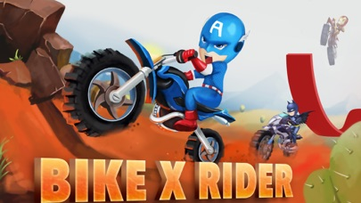 Bike X Rider-Motorcycle Games-0