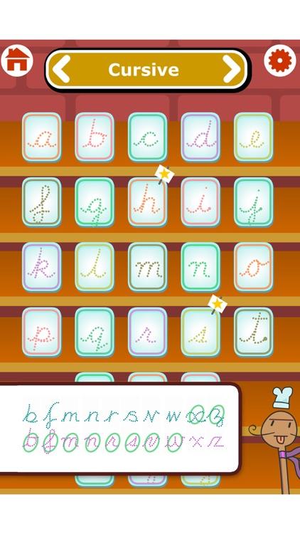 Cake Shop Letters screenshot-4