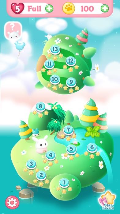 Screenshot 2 Happy Zoo Island-Match 3 Games