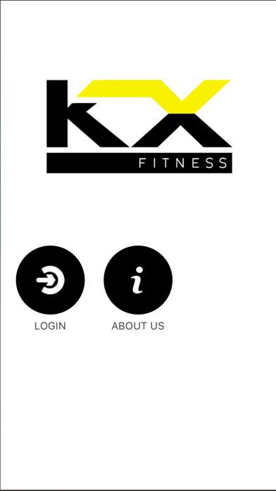 KX Fitness screenshot two