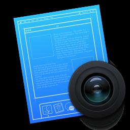 Ícone do app Capturer - auto screenshots