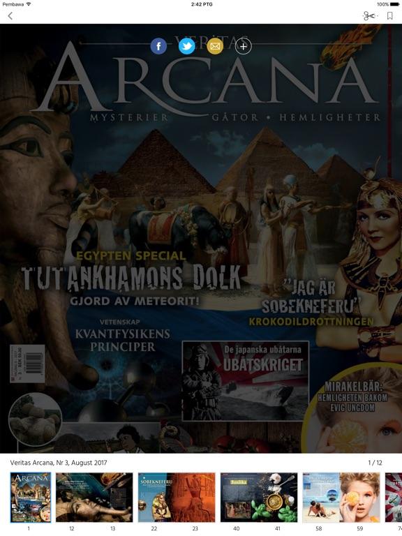 Veritas Arcana screenshot 7