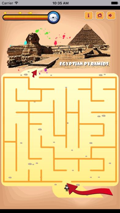 旅客走迷宫-超具挑战的益智小游戏 screenshot three