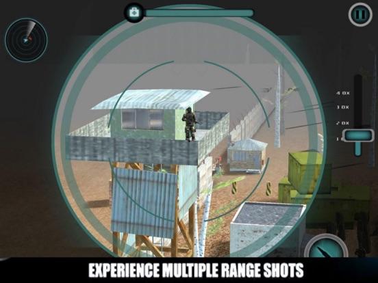Sniper Assassin FPS screenshot 4