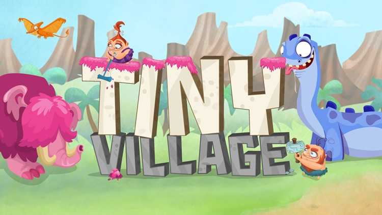 Tiny Village screenshot-0