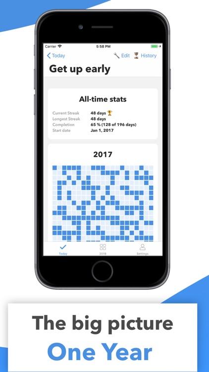 Super Habit Tracker & Streaks
