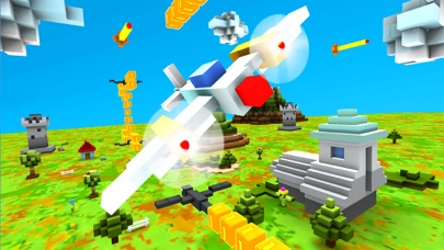 Flying Blocks Screenshot 1