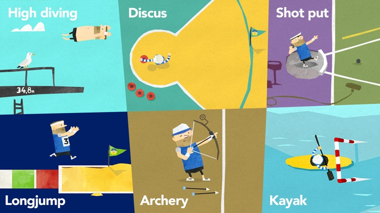 Fiete Sports Games for Kids screenshot-4