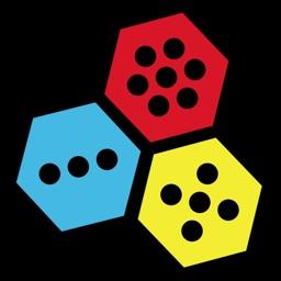 Shape Dash - Hexa Tag Escape