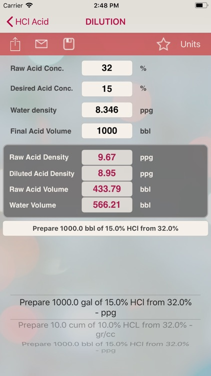 HCl Acid screenshot-1