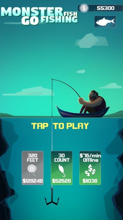 Monster Fish : Go Fishing screenshot-4