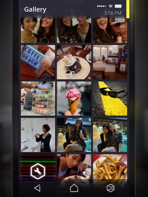 SIMULACRA для iPad