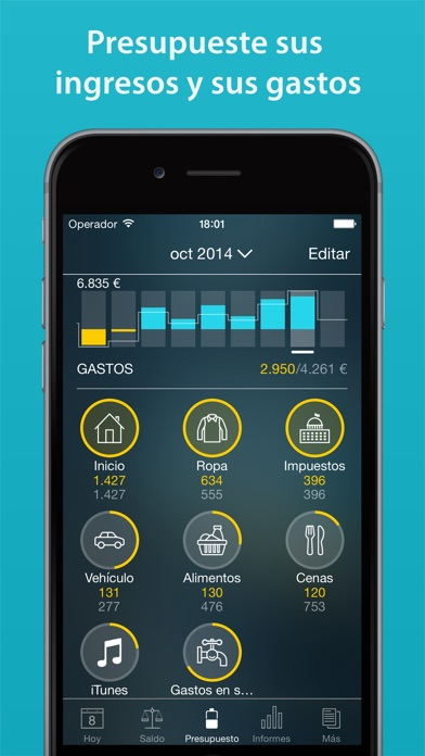 download Money Pro: Finanzas personales apps 0