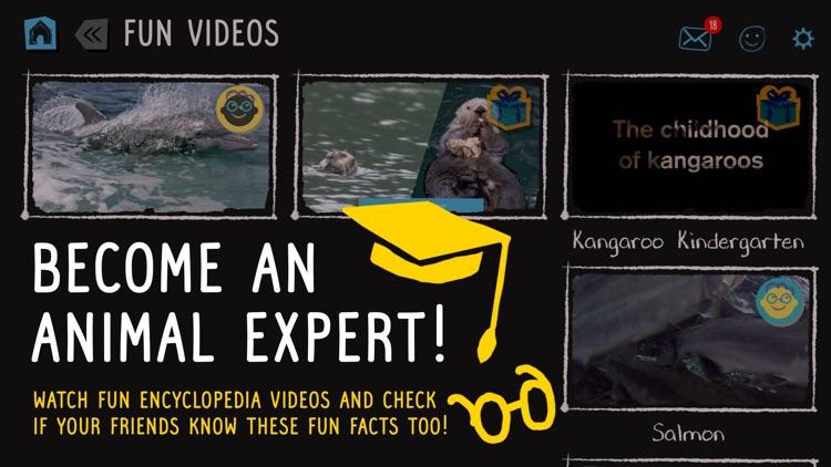 Virry game: Learn wild animals screenshot-4