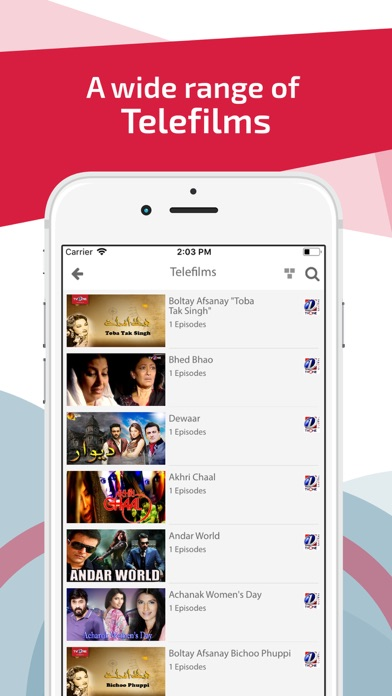 DramaTime App Screenshot