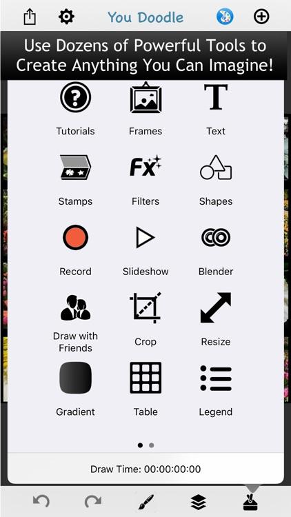 You Doodle Plus - easy and fun screenshot-4