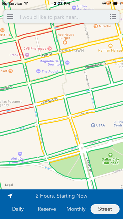 Dallas Parking screenshot 3