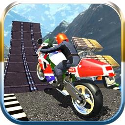 Heavy Bike Stunts Racing