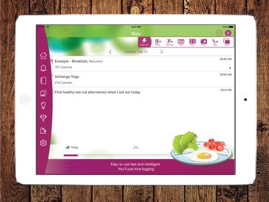 My Diet Coach - Weight loss motivation for women & calorie counter - FREE screenshot