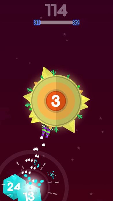 Planet Defender! screenshot 2