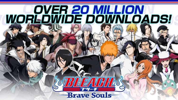 BLEACH Brave Souls screenshot-0
