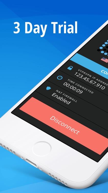 VPN: Private & Fast VyprVPN screenshot-0