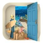 脱出ゲーム Marine Blue 海の中のウエディング icon