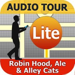 Robin Hood Tour, Nottingham, L