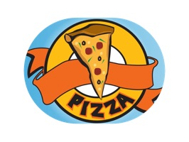 Add more fun to your text with the Pizza's stickers