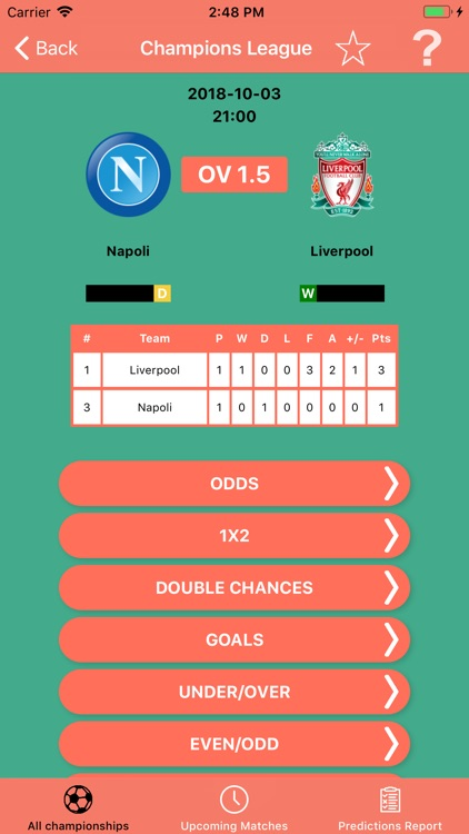 Bullet Bet Predictions screenshot-4