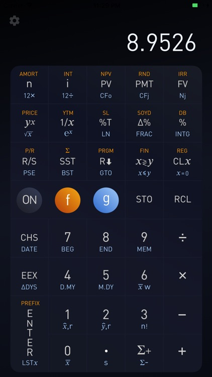 Vicinno Financial Calculator screenshot-3
